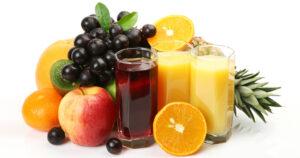 Sucos para emagrecer – 4 receitas bem práticas e rápidas