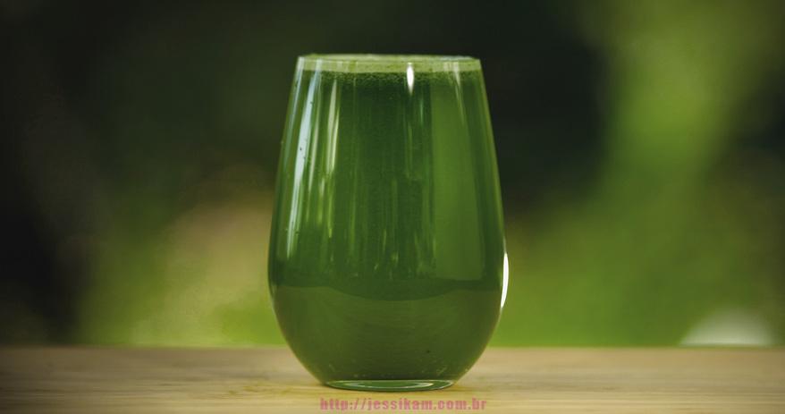 5 Dicas de Sucos para emagrecer rapido[Suco verde]