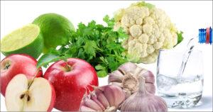 Alimentos Desintoxicantes – 6 Alimentos Para Limpar de Vez Seu Organismo