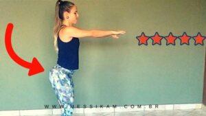 8 Exercícios Para Fazer Em Casa Capazes De Deixar Seu Bumbum Na Nuca Rapidamente